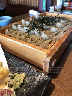 料理:新潟県郷土料理のへぎそばの写真・画像素材[1075552]