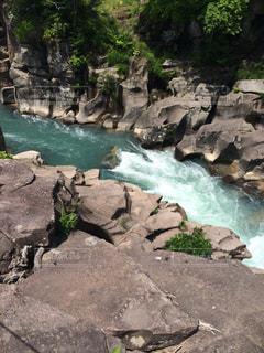 川の写真・画像素材[1075620]