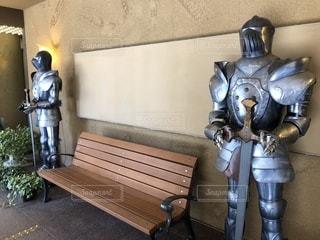 鎧の写真・画像素材[1088396]