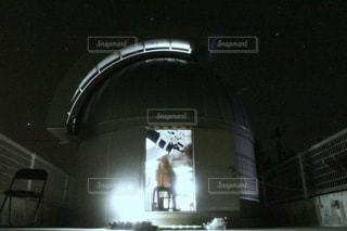 天文台の写真・画像素材[1076610]