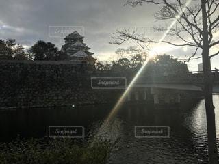 大阪城の写真・画像素材[1076655]