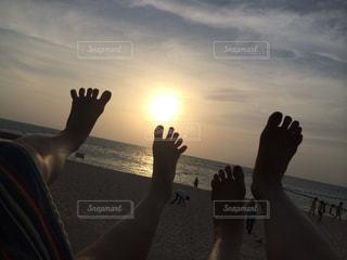 夏の思い出の写真・画像素材[1237406]