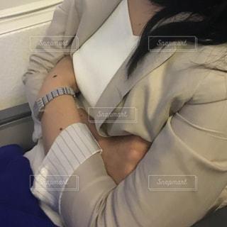 腕組の写真・画像素材[2178344]