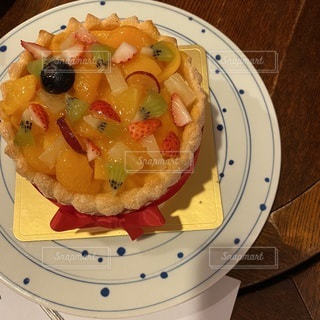 食べ物の皿の写真・画像素材[3363020]