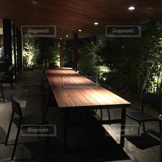 木製テーブル - No.1078379
