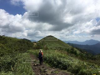 飯盛山の写真・画像素材[1078465]