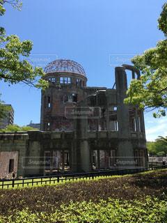 原爆ドームの写真・画像素材[1078672]