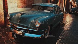 クラシックカーの写真・画像素材[1079923]