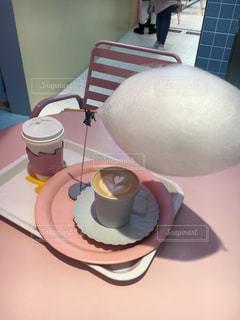 カフェの写真・画像素材[318206]