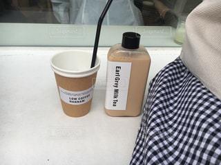 一杯のコーヒーの写真・画像素材[913123]