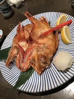 焼き魚の写真・画像素材[1080048]