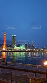 神戸夜景の写真・画像素材[1079889]