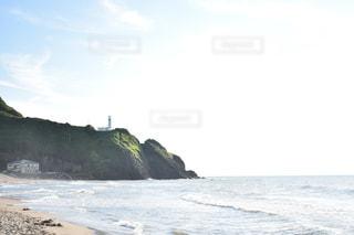 新潟 角田浜の写真・画像素材[1080307]