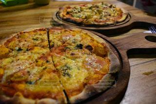 ピザの写真・画像素材[1096711]