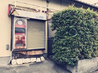 昭和感溢れる街角の写真・画像素材[1083767]