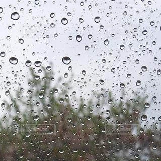 小雨のドライブの写真・画像素材[1080767]