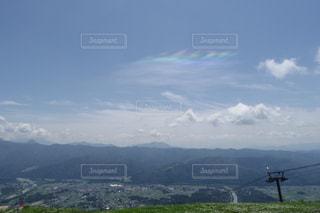 高原の環水平アーク2の写真・画像素材[1084821]