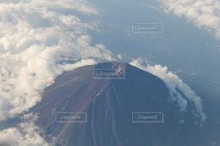 富士を見下ろすの写真・画像素材[1085194]