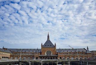 デンマーク・コペンハーゲン中央駅の写真・画像素材[1105335]