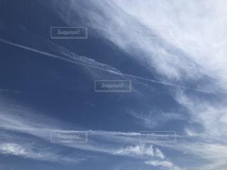 空には雲の写真・画像素材[1084471]