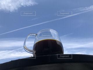 コーヒーカップの写真・画像素材[1084473]