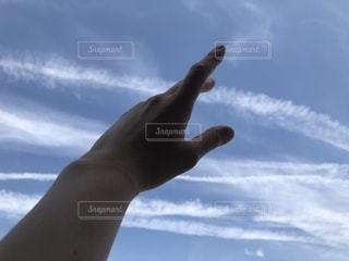 青い空の写真・画像素材[1089472]