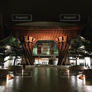 金沢鼓門の写真・画像素材[1082120]