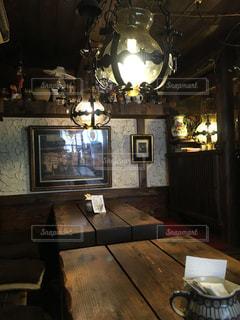 隠れ家喫茶の写真・画像素材[503561]