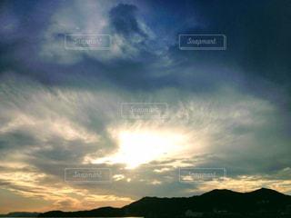 空の雲の写真・画像素材[1101683]