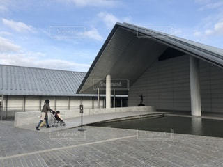 佐川美術館の写真・画像素材[1090299]