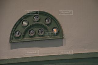 KIITOのレトロなエレベーターの写真・画像素材[883009]
