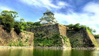 大阪城の写真・画像素材[2176374]