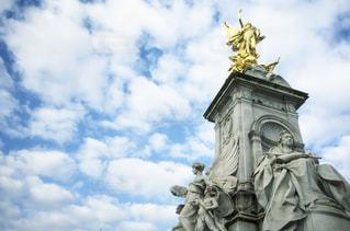 ロンドン 観光 像 彫刻2の写真・画像素材[1088443]