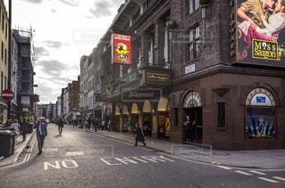 ロンドン 街 人々の写真・画像素材[1088467]