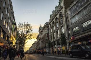 ロンドン 夕景 街の写真・画像素材[1088468]