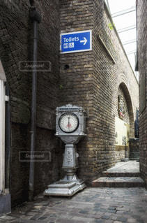 ロンドン カムデン 体重計の写真・画像素材[1088488]