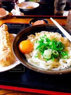 香川のおうどんの写真・画像素材[1087601]