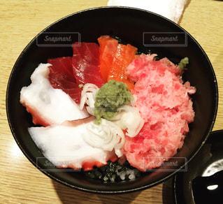 海鮮丼!の写真・画像素材[1086381]
