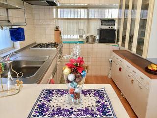 キッチンの写真・画像素材[1090622]
