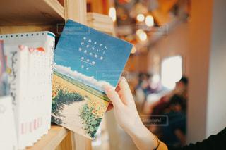 お気に入りの本屋の写真・画像素材[1086752]