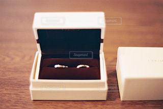 結婚指輪の写真・画像素材[1483684]