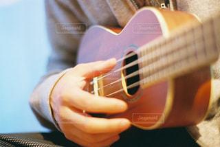 ギターの写真・画像素材[1863750]