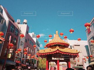 中華街の写真・画像素材[1086840]