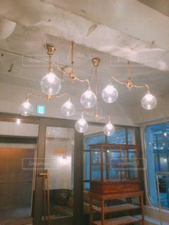 オシャレ電球の写真・画像素材[1088292]