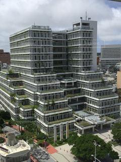 都市の高層ビルの写真・画像素材[1090671]