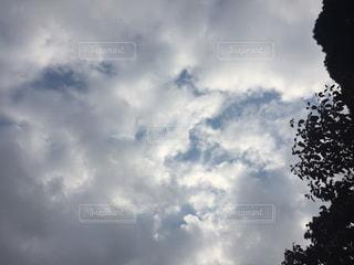 空の雲の写真・画像素材[1089665]
