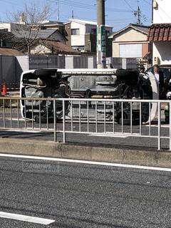 複数台数の交通事故 - No.1089680