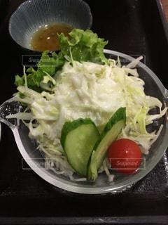 サラダの写真・画像素材[1089494]