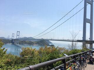 来島海峡大橋の写真・画像素材[1089513]