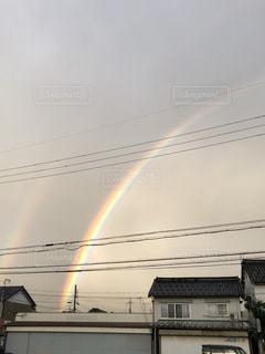 虹の写真・画像素材[3477123]